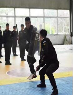 文化引导铸就氛围的保安团队
