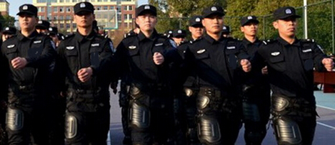 安保团队人员的打造需要多方面的提高