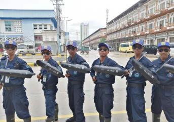 威海保安公司:保安行业职业化发展方向