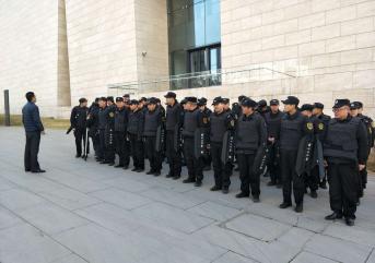 大型活动中保安技防设备